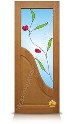 Продажа межкомнатных дверей из шпона сосны и дуба  - foto 1