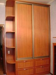 Шкафы-купе на заказ от производителя - foto 0